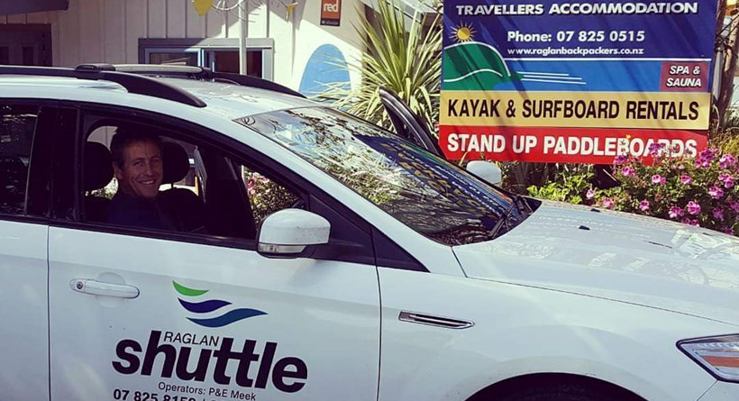 Private Taxi Service | ACC Transport - Raglan Shuttle